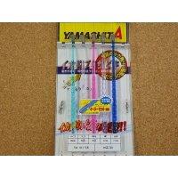 YAMASHITA・イカ釣プロサビキ TM/18-1段針 5本