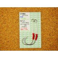 小平商店オリジナル 『K印』 ジギング用アシストフック/ジガーライトシワリ#5/0