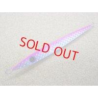 passions・おにぎりジグ 波動スライド 150g/小平商店オリジナル ウロコホロ ピンク