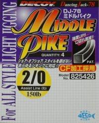 katsuichi DECOY・Middle Pike DJ-78
