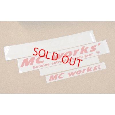画像1: MC works'・ カーデカール
