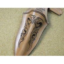 他の写真2: DOUBLEBARB LEATHER/Leather Pliers Sheath for KNIPEX・2615-200S 7