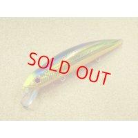 Mangrove Studio・STRIKE PRO Magnum Minnow 200 Seabass Edition/キンクロ腹オレ
