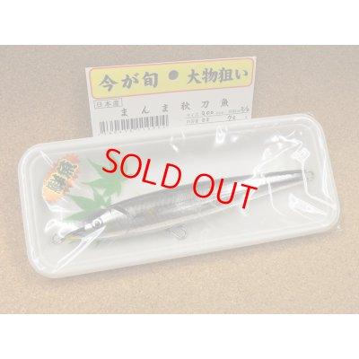 画像1: Sea Falcon・まんま秋刀魚 200/リアルブラックサンマ 03