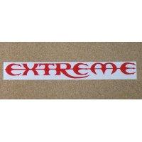 Extreme Lure・カッティングステッカー M