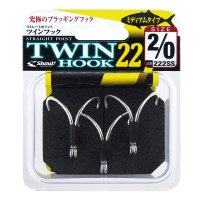 Shout・STRAIGHT POINT TWIN HOOK22