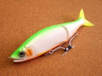 AIMS×GAN CRAFT・JIINTED CLAW SALT CUSTOM 178 Type-F/AS-12 パールライム