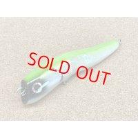 GPC Lures・SerpenPop180 with shell fin/小平商店オリジナルカラー イエローグリーン